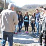 """Ilijaški srednjoškolci u posjeti JKP """"Vodostan"""" d.o.o. Ilijaš"""