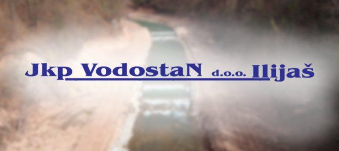 """JKP """"Vodostan"""" d.o.o. Ilijaš – Promo video 2021"""